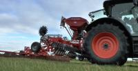 Eerste Güttler GreenSeeder 600 met nieuwe 410 liter zaadtank