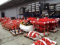 Dealerbezoek aan de nieuwe Güttler productielocatie in Hongarije