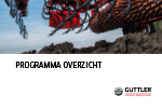 Güttler-Programma overzicht